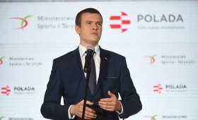Witold Bańka kandydatem Europy na szefa WADA
