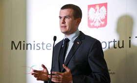 Witold Bańka oficjalnym kadydatem Europy na prezydenta WADA