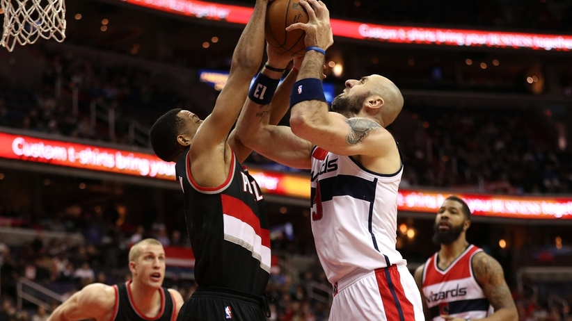 Wizards - Blazers