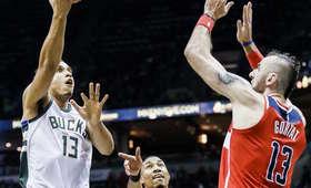 NBA: nieskuteczny Gortat, czwarta z rzędu wygrana Wizards