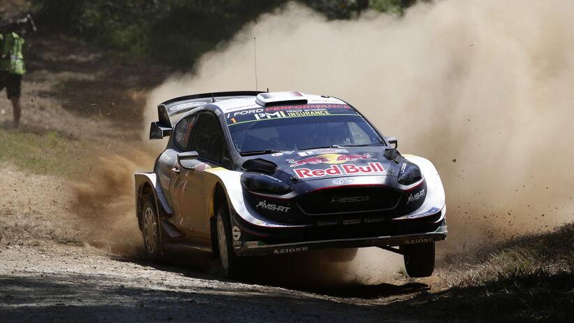 Sebastien Ogier mistrzem WRC