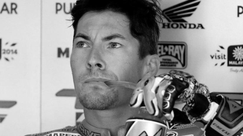 Zmarł były motocyklowy mistrz świata Nicky Hayden
