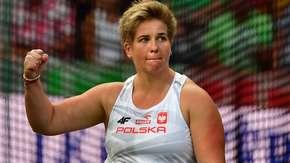 Anita Włodarczyk mistrzynią Europy