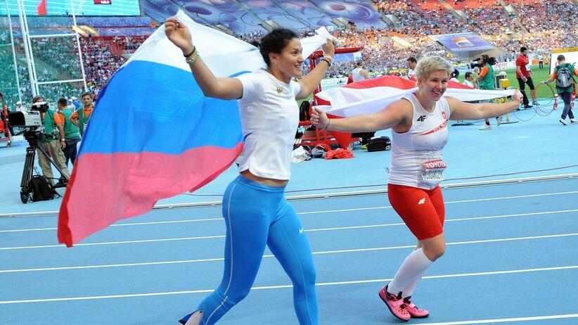 Anta Włodarczyk mistrzynią świata 2013