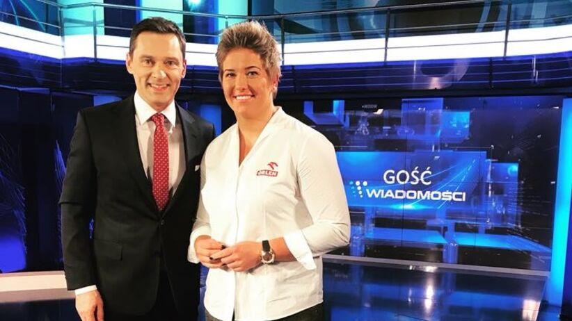 Anita Włodarczyk i Krzysztof Ziemiec