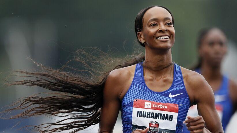 Dalilah Muhammad pobiła rekord świata