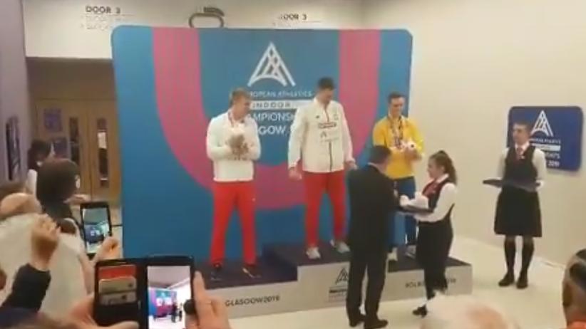 HME 2019 ceremonia medalowa