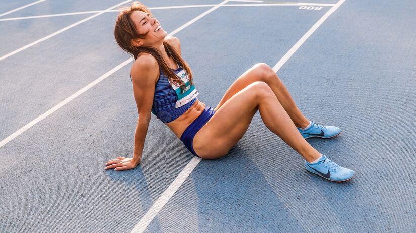 Joanna Jóźwik niezadowolona z biegu w Lucernie