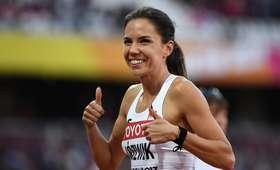 Joanna Jóźwik wraca do biegania