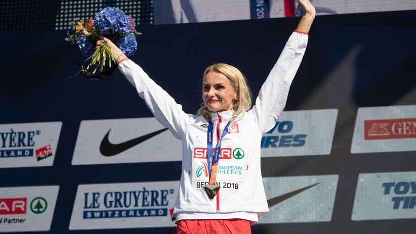 Justyna Święty-Ersetic jest dwukrotną mistrzynią Europy