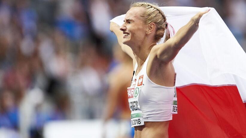 Justyna Święty-Ersetic mistrzynią Europy