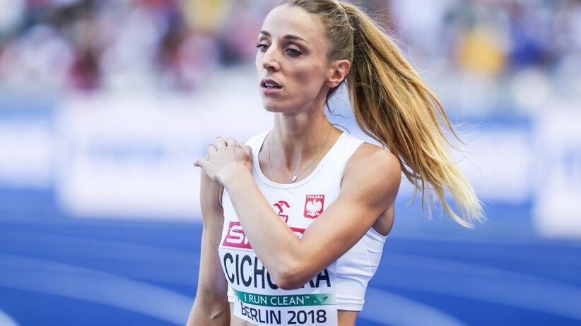 Angelika Cichocka będzie broniła tytułu na 1500 m