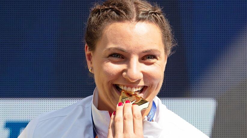 Paulina Guba odebrała złoty medal