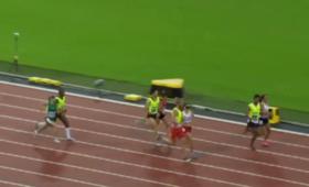 Niewidoma Joanna Mazur zdobyła złoto MŚ w biegu na 1500 m. Cudowny finisz! [WIDEO]