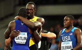 Lekkoatletyczne MŚ: Wielki bieg Amerykanów. Bolt dopiero trzeci!