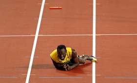Smutne pożegnanie Bolta. Kontuzja na zakończenie kariery