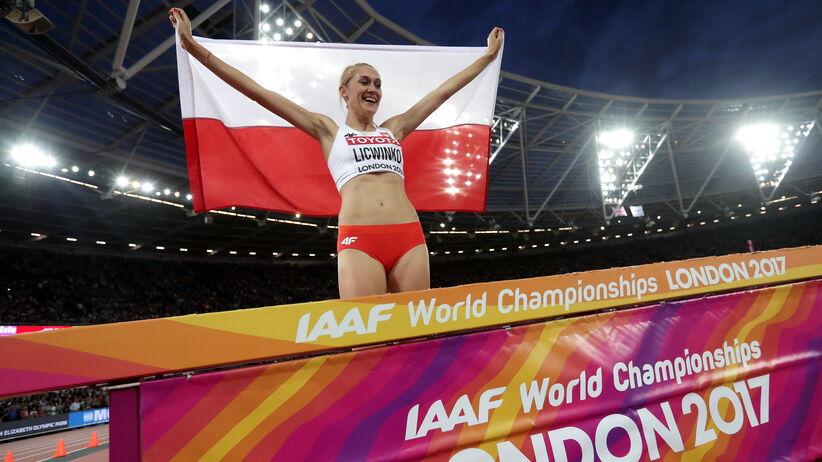 Lekkoatletyczne MŚ: Kamila Lićwinko z brązowym medalem w skoku wzwyż