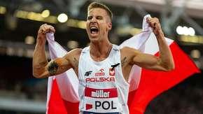 Marcin Lewandowski wygrał bieg na 1500 m