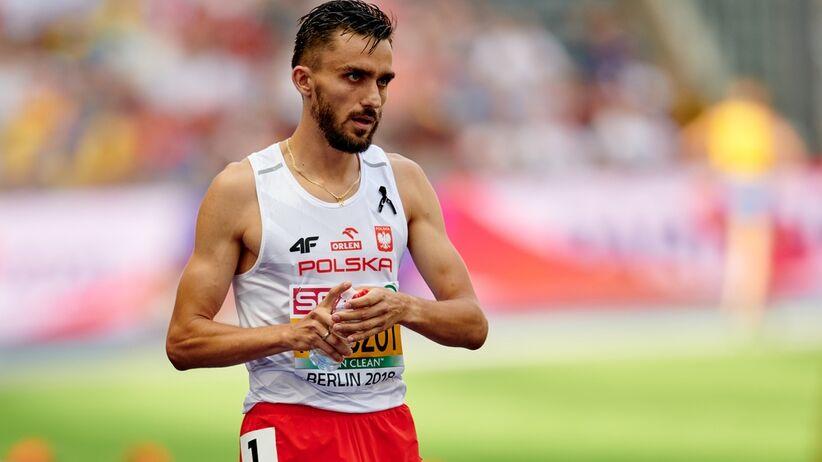 Adam Kszczot mistrzem Europy