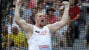 Wojciech Nowicki mistrzem Europy