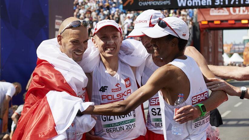 Polscy maratończycy odarci z medalu ME