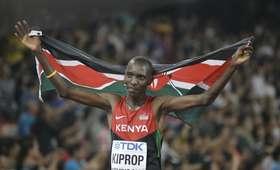Asbel Kiprop na dopingu