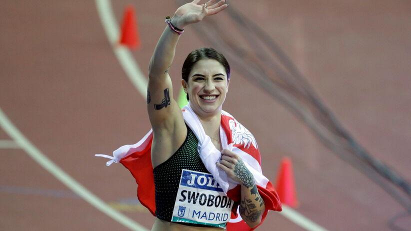 Ewa Swoboda wygrała mityng w Madrycie