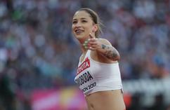 Ewa Swoboda (bieg na 100 m)
