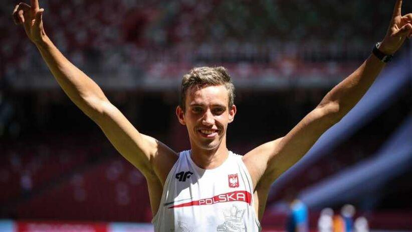 Patryk Dobek - kim jest Polak walczący o medal w finale ME w Lekkoatletyce?