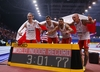Polska sztafeta 4x400 pobiła halowy rekord świata