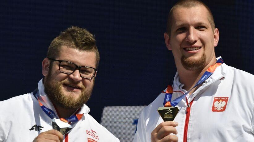 Wojciech Nowicki i Paweł Fajdek odebrali medale ME