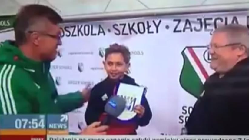 10-latek z Anderlechtu wyśmiał Łukasza Teodorczyka [WIDEO]