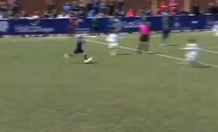 10-letni Michał Żuk strzelił gola Realowi Madryt [WIDEO]