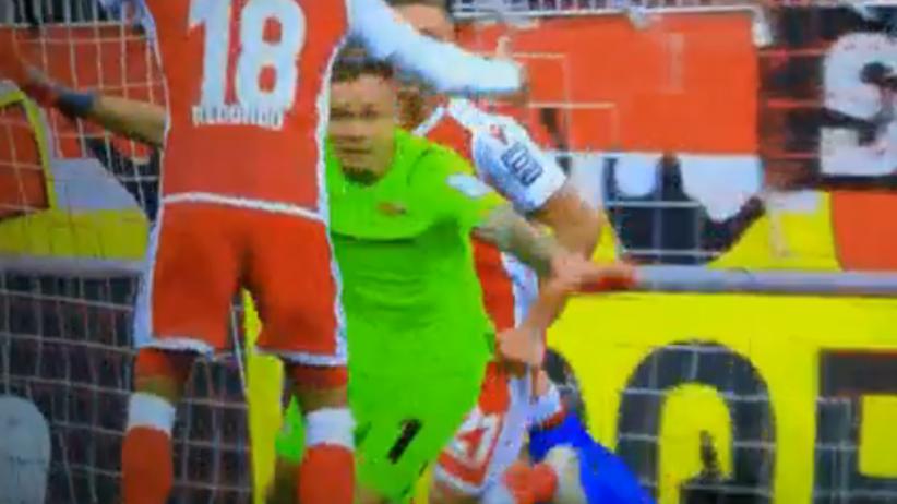 Polski bramkarz bohaterem w Niemczech. Strzelił gola na wagę remisu [WIDEO]