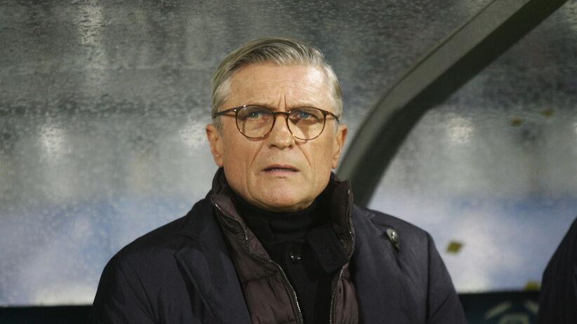 Adam Nawałka kandydatem na trenera Dynama Kijów