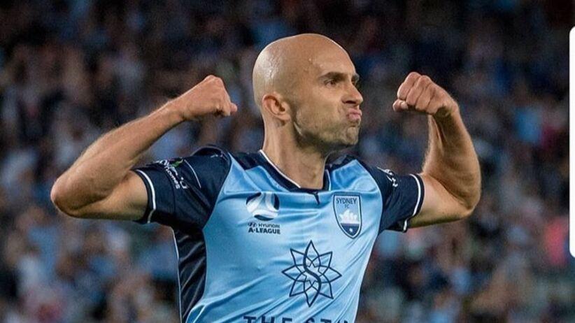 Adrian Mierzejewski najlepszym pilkarzem sezonu w Australii