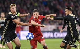 Bayern - Ajax