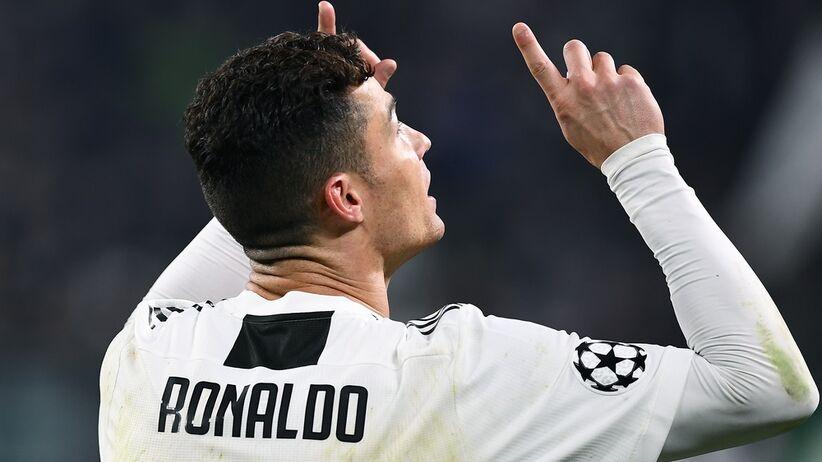 Cristiano Ronaldo w kadrze Juventusu na mecz z Ajaxem