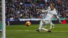 Sergio Ramos ukarany przez UEFA