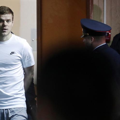 Aleksander Kokorin i Paweł Mamajew skazani na kolonię karną (1)