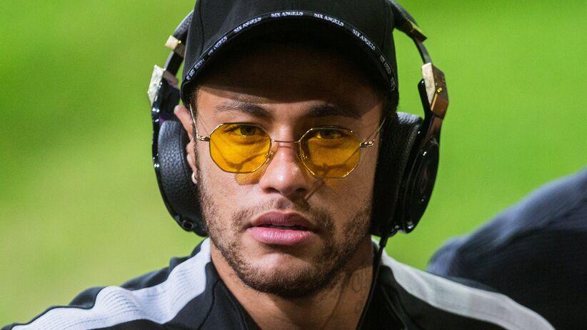 Trener motywował piłkarzy... koszulką Neymara