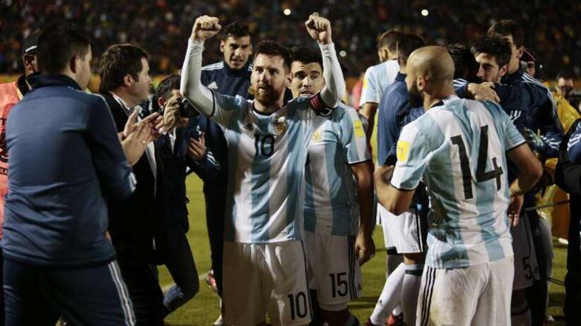 Argentyna - Włochy