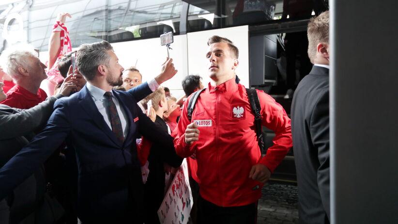 Arkadiusz Milik zdradza, co działo się w szatni po przegranej z Danią