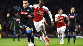 Arsenal - Napoli