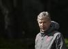 Arsene Wenger zwolniony z Arsenalu