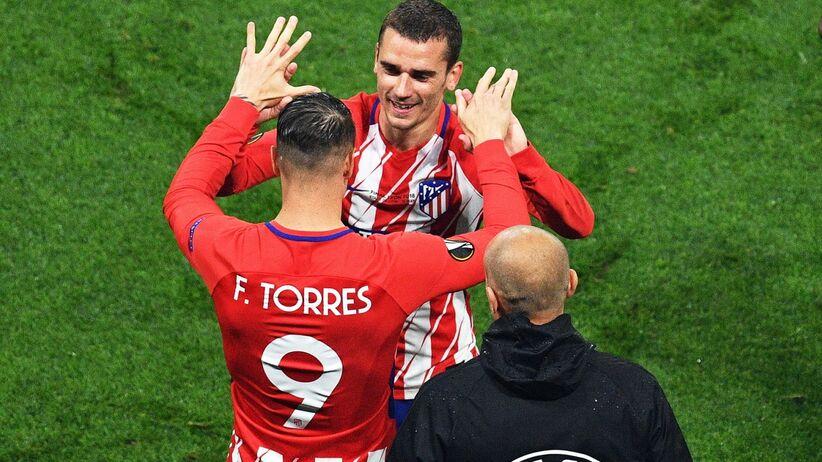 Antoine Griezmann wymusił wejście Fernando Torresa