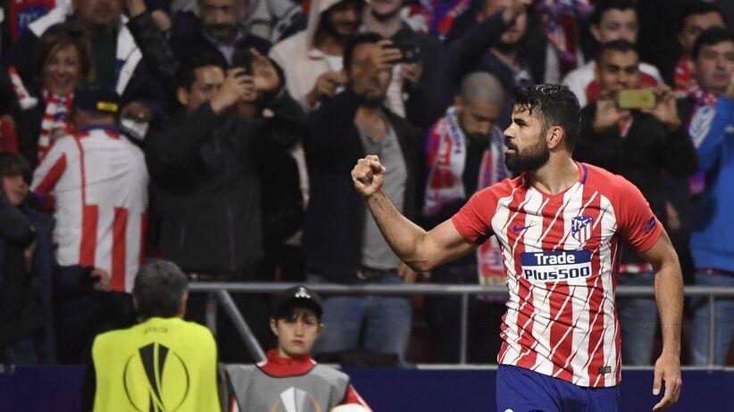 Atletico - Marsylia w finale LE