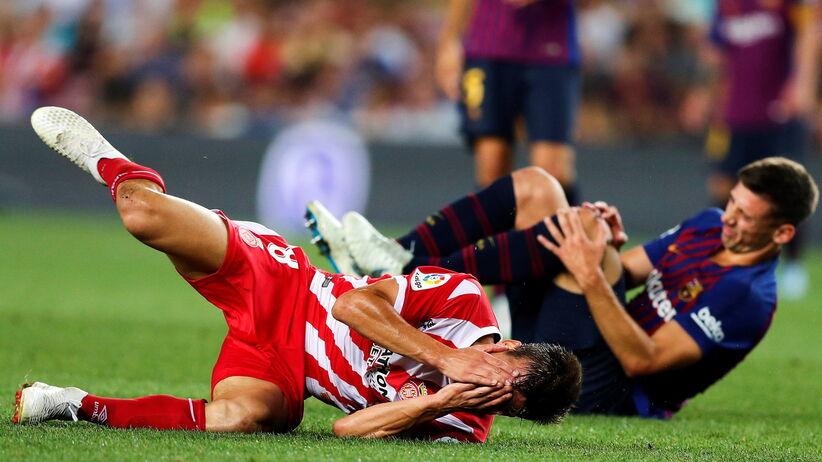 Barcelona zremisowała z Gironą w derbach Katalonii