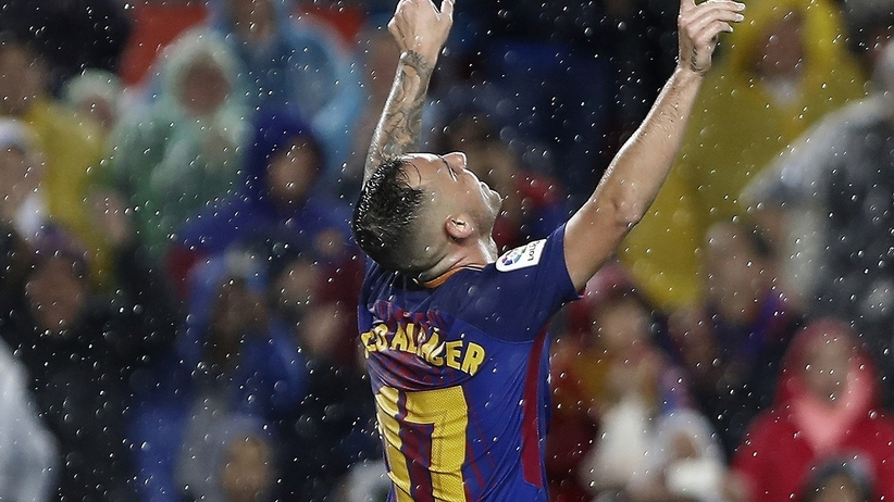 Liga hiszpańska: wygrana Barcelony, Valencia najlepsza od lat