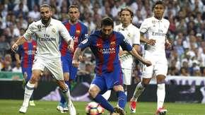 Barcelona - Real Madryt
